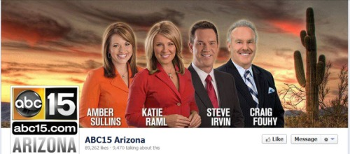 ABC15 Facebook Engagement Rate
